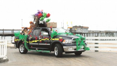 Annual Drive in Disguise Boardwalk Parade, Saturday