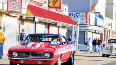Cruisin' Ocean City is a great way to kick off the summer season