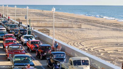 Cruisin' Ocean City hits the quarter century mark in 2015