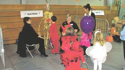 Halloween events for families and four-legged friends