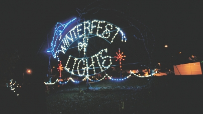 OC Winterfest of Lights illuminates Northside Park