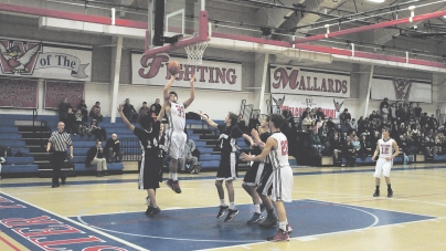 Worcester Prep boys' team tops Gunston Day