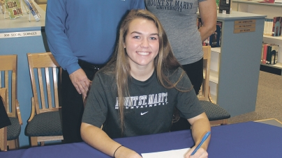 Petito to play lacrosse for Mount St. Mary's