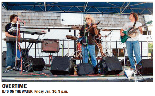Appearing Live: January 30- February 5, 2015