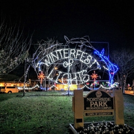 Ocean City's 26th annual Winterfest begins with magical tree lighting ceremony