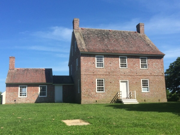 The Rackliffe House: Where history and nature meet