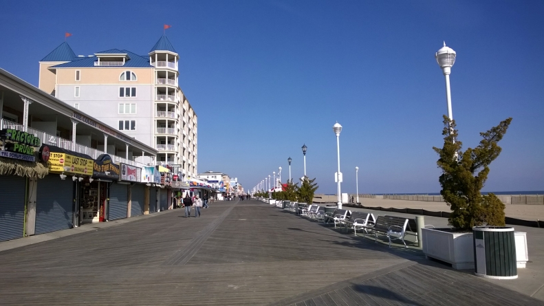 A Different View of Ocean City
