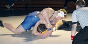 Decatur wrestlers 'move on' following losses; beat Wi-Hi