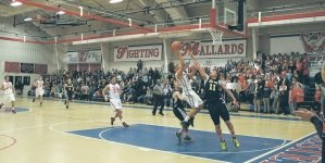 Worcester Prep boys' team to battle for conference title