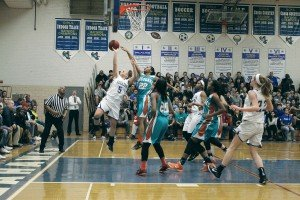 Lady Seahawks fall to Wolverines in regional finals