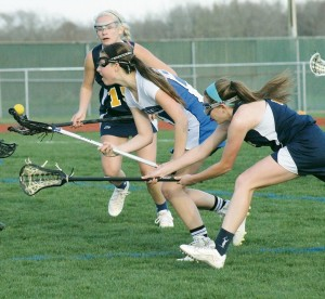 Lady Seahawks net 9 second-half goals to win 13-3