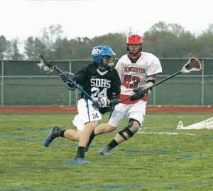 Decatur boys' lax tops Prep, 11-4