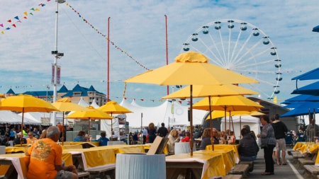 Ocean City celebrates 29th Springfest Arts & Crafts Festival May 2-5