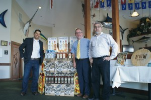 New craft booze supplier offers tasting to vendors