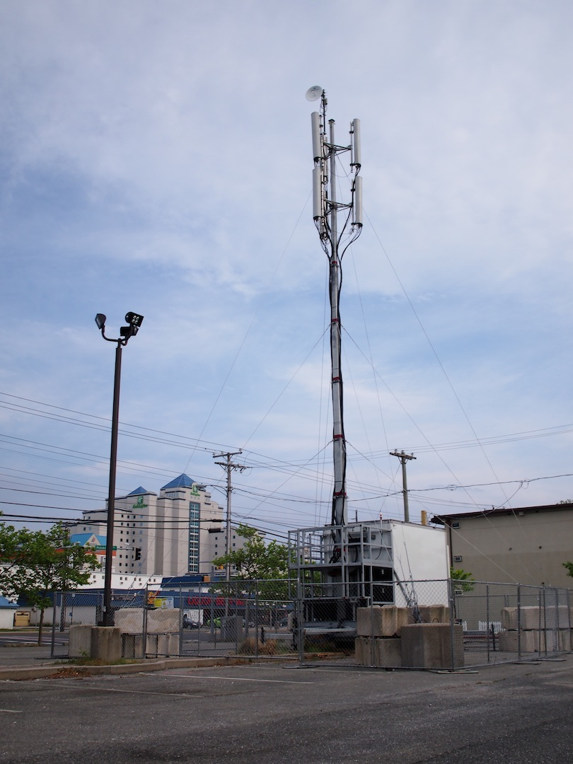 Cell towers in place through summer