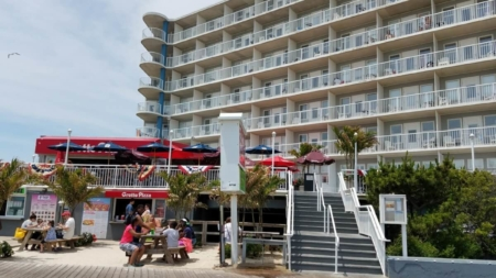 Ocean City Hotels Welcome Back Tourists with New Safety Precautions