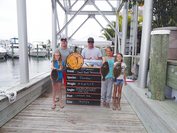 OC Marlin Club's 36th Small Boat Tournament this wknd.