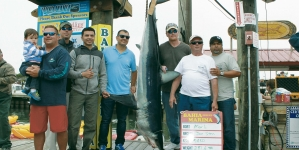 Stein's 281.6-lb. mako takes top award in tourney