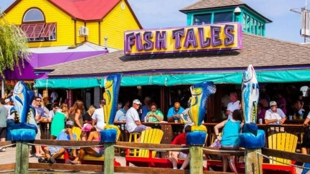 Qualify now for Fish Tales' July 4 hot dog-eating event