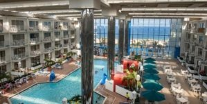 Great Indoor Hotel Pools in Ocean City