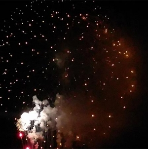 Fourth of July Fireworks From YOUR Perspective