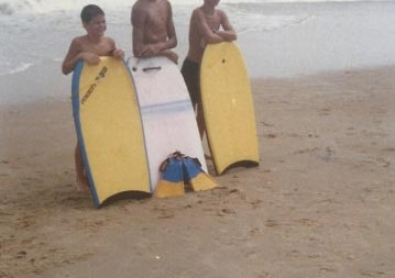 How a day of boogie boarding in the 80s is still being felt on 133rd St. (22 photos)