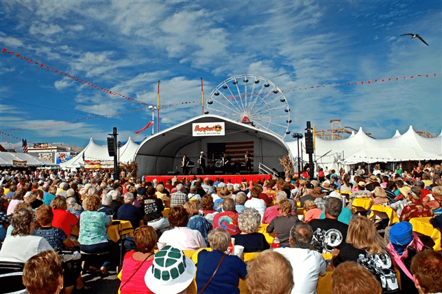 Sunfest 2015 Ocean City Maryland