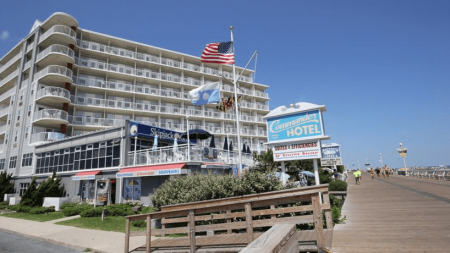 Our Top 10 Ocean City Boardwalk Hotels