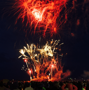 Celebrate July Fourth in Ocean City, Free Fireworks and Concerts in Two Locations