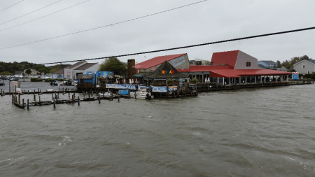 Ocean City Expects Moderate To Severe Flooding Over Weekend