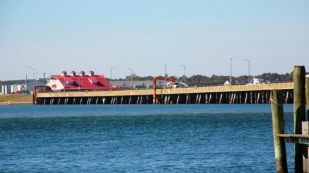 April 6 – Route 50 Bridge in Ocean City closed tonight