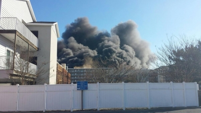 Fire in Ocean City condo ruled accidental