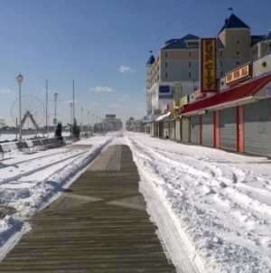 10 Festive Things To Do During an Ocean City Winter