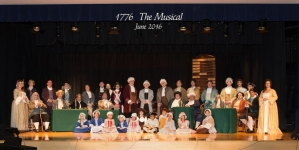 "Review: ""1776: The Musical,"" Politics We Can All Agree On"
