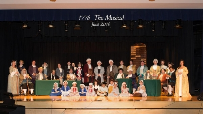 """Review: """"1776: The Musical,"""" Politics We Can All Agree On"""