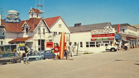 The Stormy Sixties at the Ocean City Museum