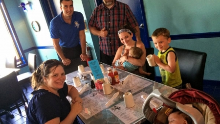 General's Kitchen serves the traditional Ocean City breakfast