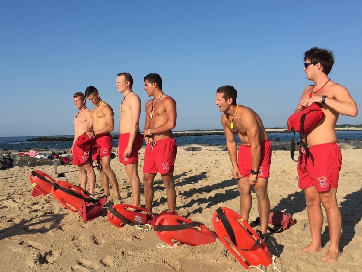 efab5d2d50e Can You Sit the Stand  What it takes to be a lifeguard in Ocean City ...