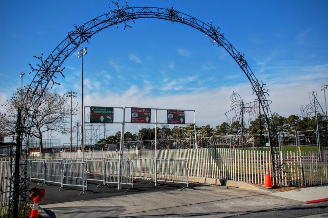 Getting ready for Santa (and you) at Ocean City Wintefest