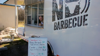 Authentic barbecue comes to Whaleyville