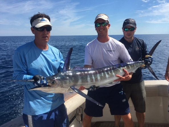 Maryland Sportsmen's Foundation Applauds Restoration of White Marlin Prize