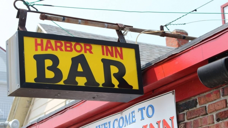Inside Ocean City's oldest bar