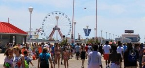 Ocean City Mayor Issues Emergency Proclamation to Require Masks on the Boardwalk