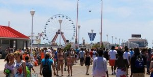 Ocean City Mayor Issues Emergency Proclamation to Require Masks on the Boardwalk from 8 AM to 2 AM
