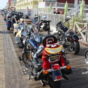 This Week in Ocean City: Bike Week & Hurricane Dorian's Impact