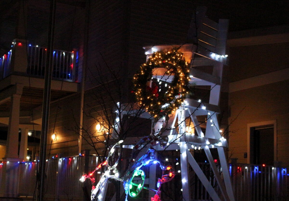 Some holiday lights you won\'t find in North Ocean City\'s Winterfest