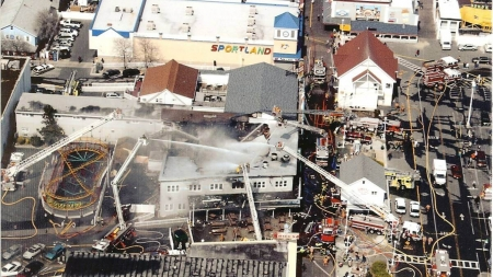 Ocean City Oddities: Boardwalk Fire of 2008