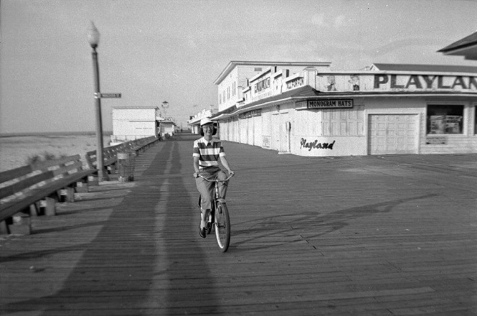Ocean City Oddities: A Photo Journey of OC's South End Through the Decades