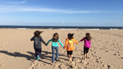 Top 5 reasons why Ocean City is awesome in the autumn {2018}