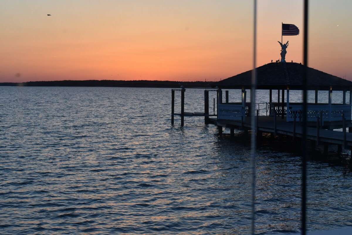 Fager's sunset